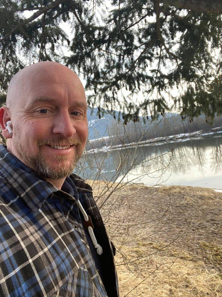Tyler Rands - Profile Photo - Shuswap River Nature Walk