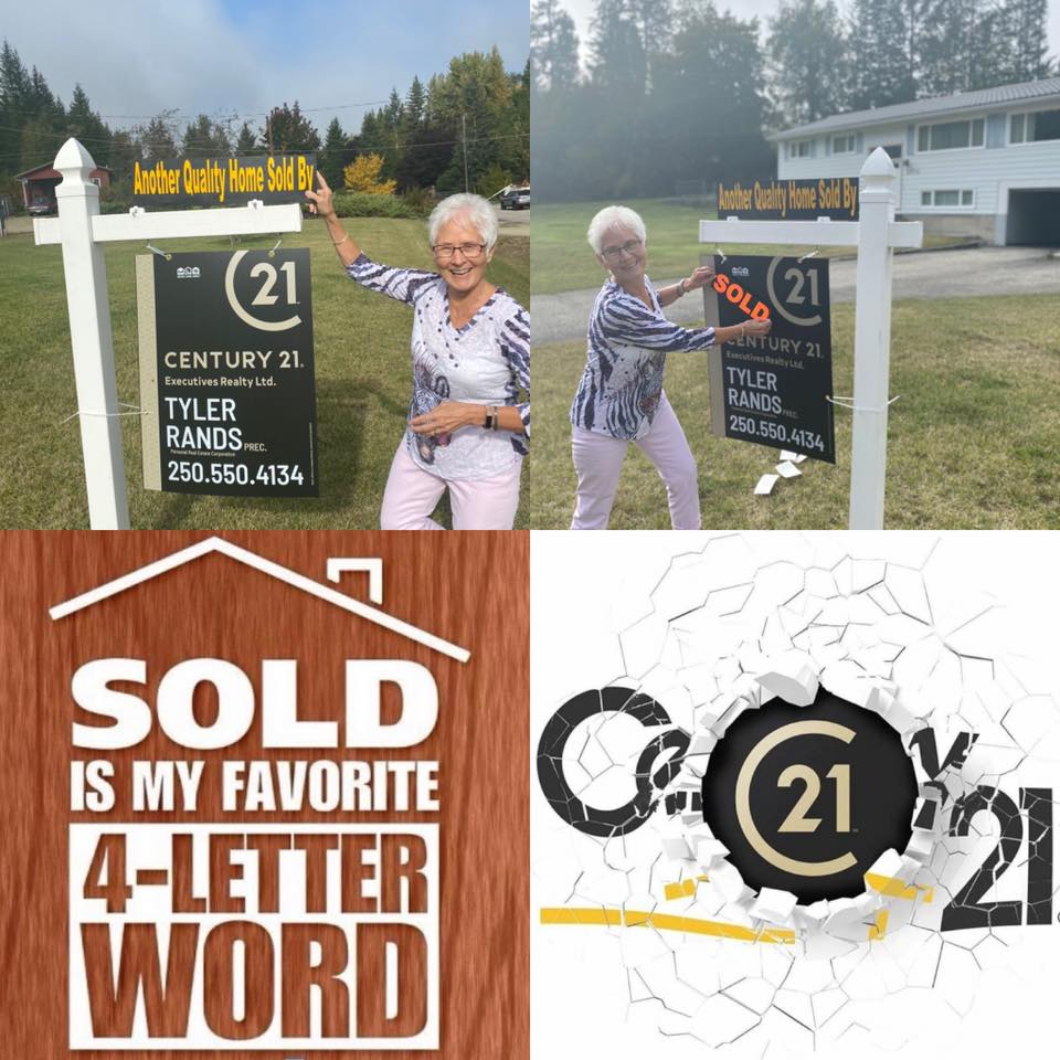 Home SOLD in Enderby BC - Century 21 Enderby