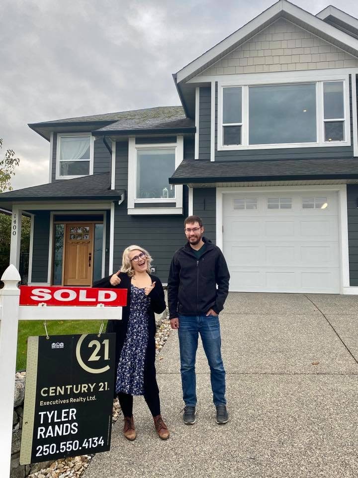 House in Enderby SOLD by Tyler Rands - Enderby Realtor