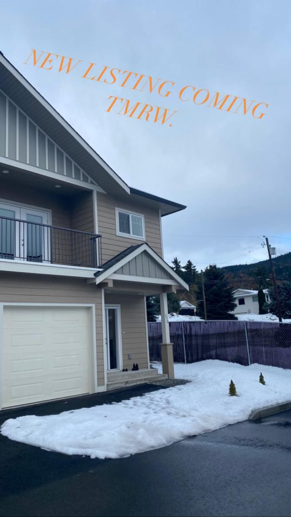 New listing in enderby bc