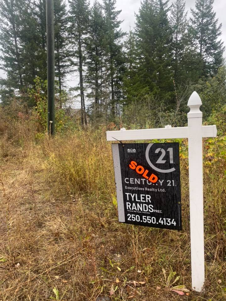 rural land for sale in Enderby BC - tyler rands