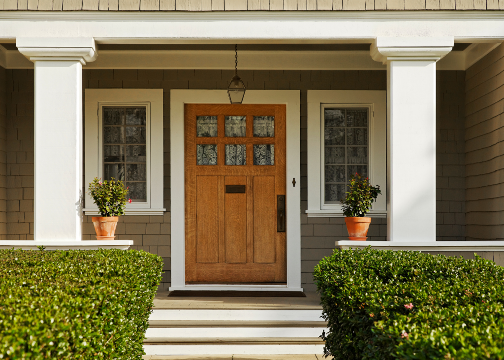 outdoor projects for curb appeal