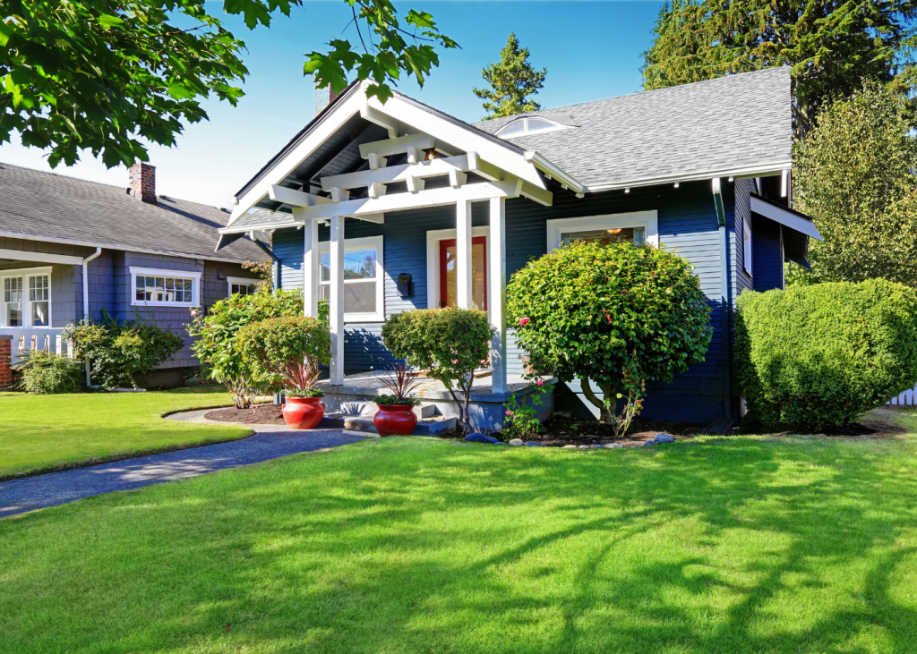 buying a house in a sellers market